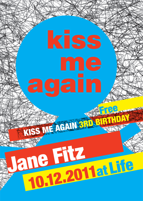 Kiss Me Again with Jane Fitz